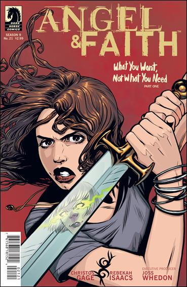 Angel & Faith 21-B by Dark Horse