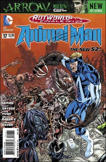 Animal Man (2011) 17-A by DC