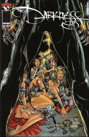 Darkness (1996) 11-E by Top Cow