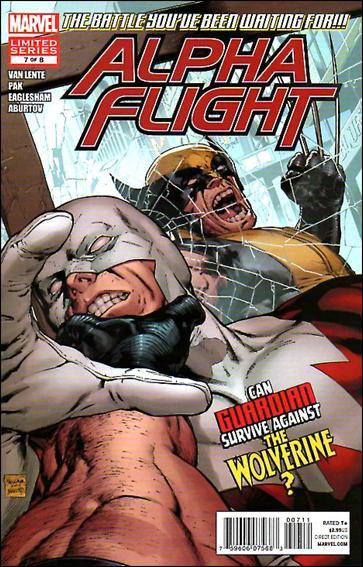 Alpha Flight (2011) 7-A by Marvel