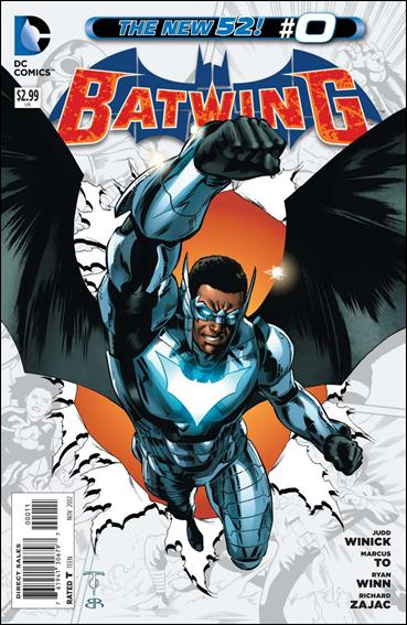 Batwing 0-A by DC