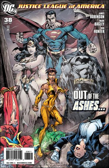 Justice League of America (2006) 38-A by DC