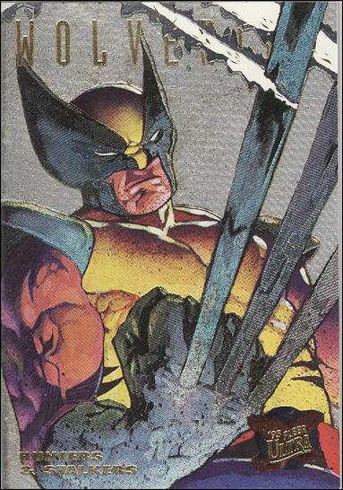 1995 Fleer Ultra X-Men (Hunters & Stalkers Subset) 7-C by Fleer