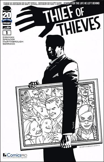 Thief of Thieves 1-B by Skybound Entertainment