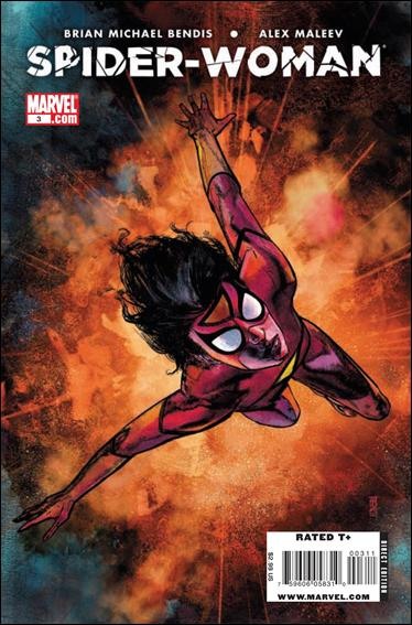 Spider-Woman (2009) 3-A by Marvel