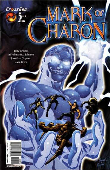 Mark of Charon 5-A by CrossGen