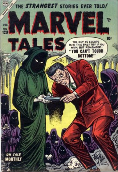 Marvel Tales (1949) 129-A by Timely