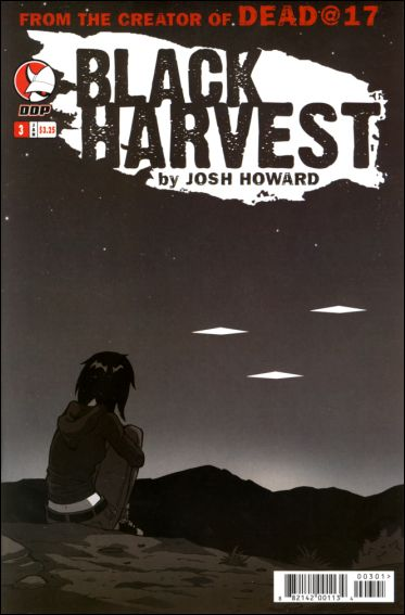 Black Harvest 3-A by Devil's Due
