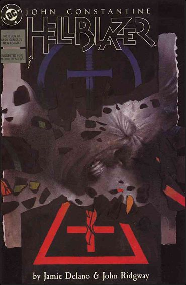 Hellblazer 6-A by Vertigo