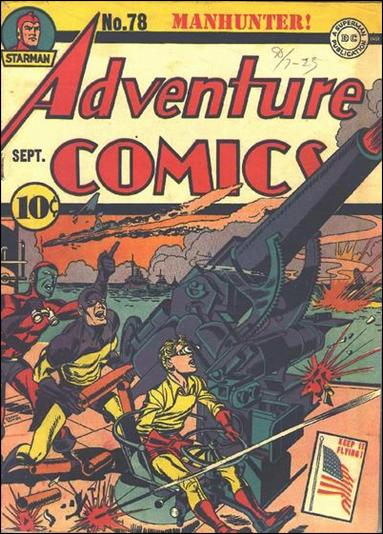 Adventure Comics (1938) 78-A by DC