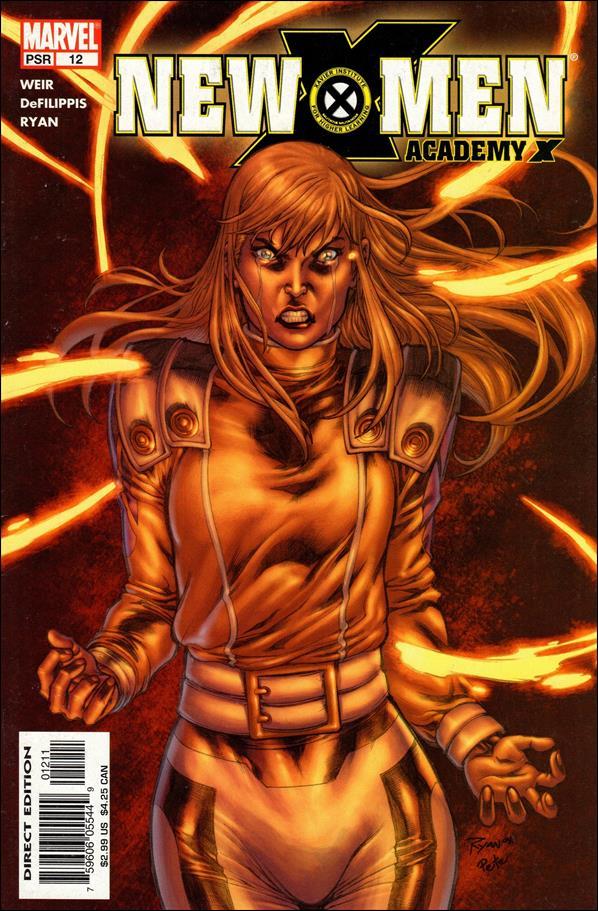 New X-Men: Academy X 12-A by Marvel