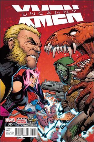 Uncanny X-Men (2016) 5-A
