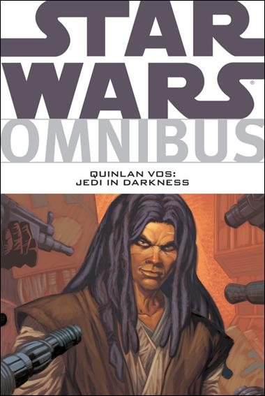 Star Wars Omnibus: Quinlan Vos: Jedi in Darkness nn-A by Dark Horse