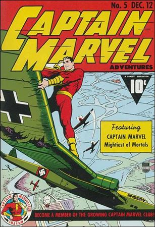 Captain Marvel Adventures 5-A