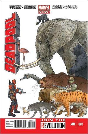 Deadpool (2013) 2-A