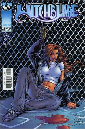 Witchblade 29-A
