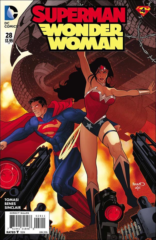 Superman/Wonder Woman (2013/12) 28-A