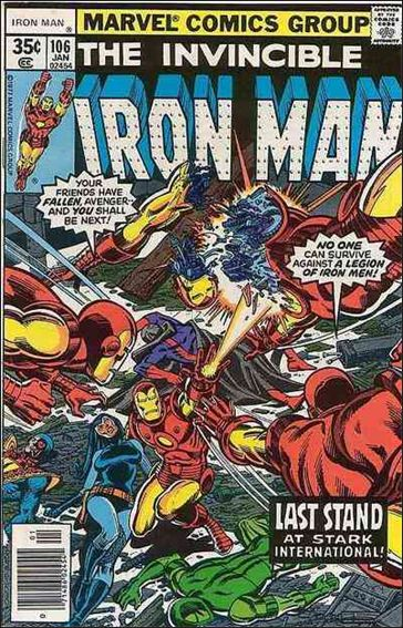 Iron Man (1968) 106-A by Marvel