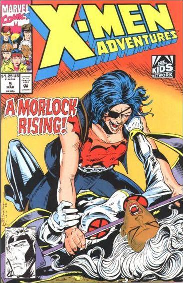 X-Men Adventures (1992) 5-A by Marvel