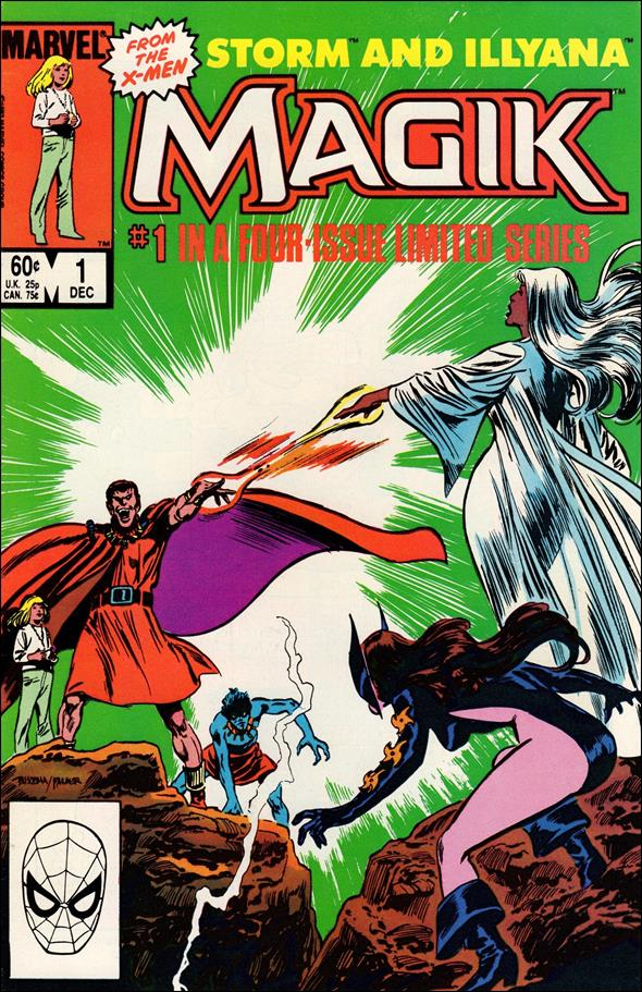 Magik (1983) 1-A by Marvel