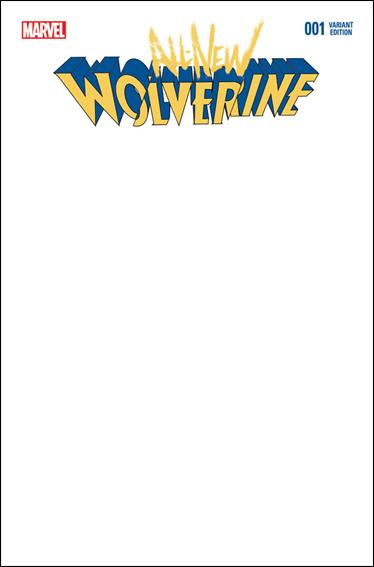 All-New Wolverine  1-H by Marvel
