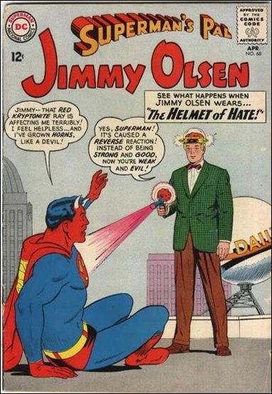 Superman's Pal Jimmy Olsen 68-A by DC