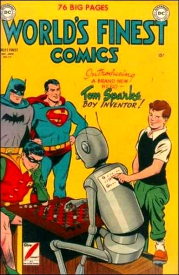 World's Finest Comics 49-A by DC