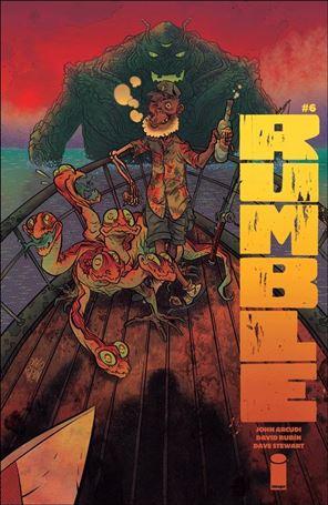Rumble (2017) 6-A