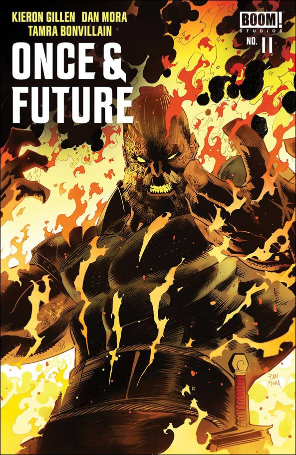 Once & Future 11-A by Boom! Studios