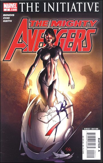 Mighty Avengers (2007) 2-A by Marvel