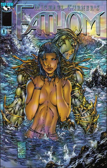 Fathom (1998) 1-C by Top Cow