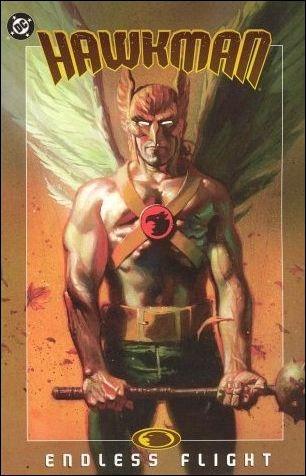 Hawkman (2003) 1-A by DC