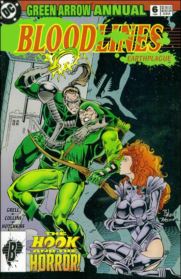 Green Arrow Annual (1988) 6-A by DC