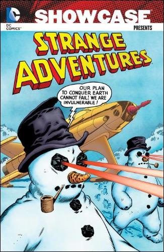 Showcase Presents Strange Adventures 2-A by DC