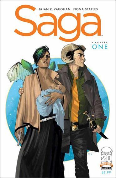 Saga 1-A by Image