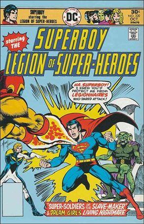 Superboy (1949) 220-A