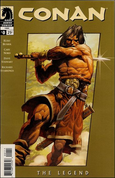 Conan (2004) 0-A by Dark Horse