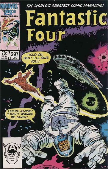Fantastic Four (1961) 297-A by Marvel