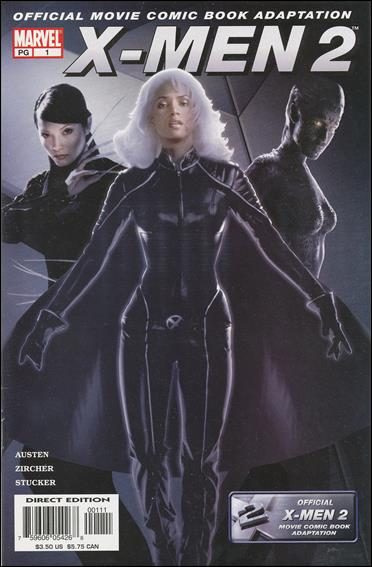 X-Men 2 Movie 1-A by Marvel