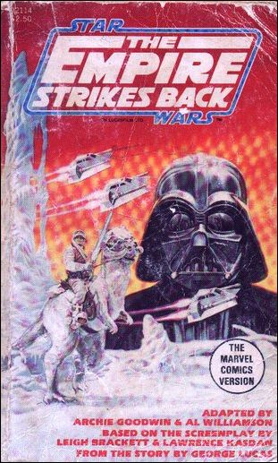Stan Lee Presents the Marvel Comics Illustrated Version of Star Wars: The Empire Strikes Back 1-A by Marvel