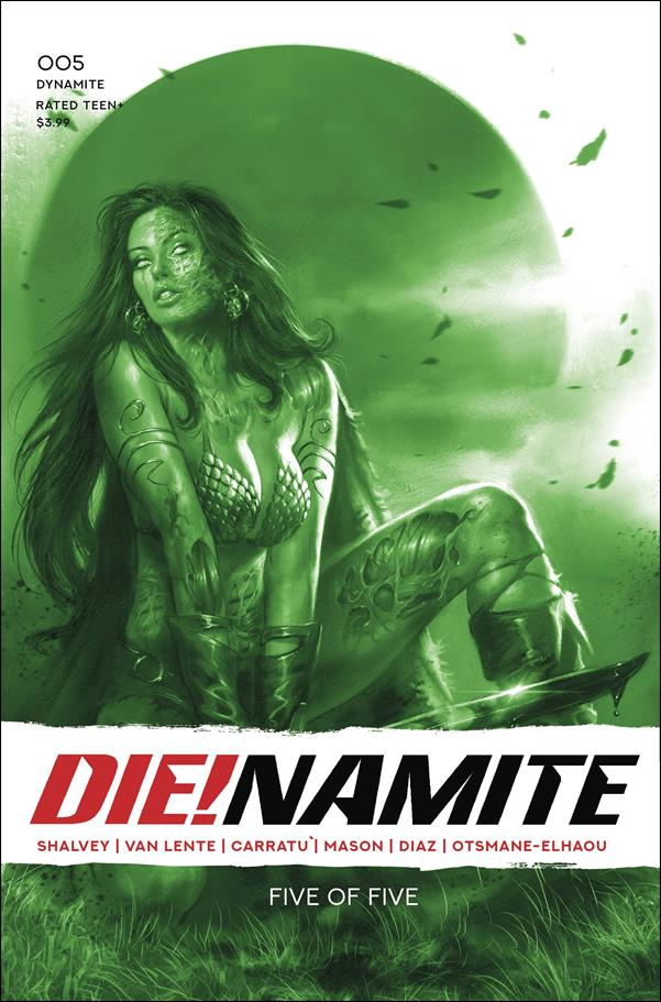 Die!namite 5-S by Dynamite Entertainment