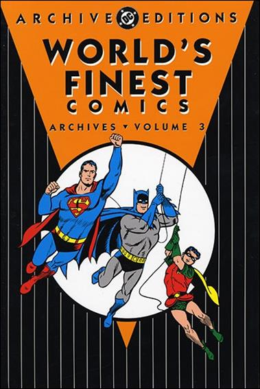 World's Finest Comics Archives 3-A by DC