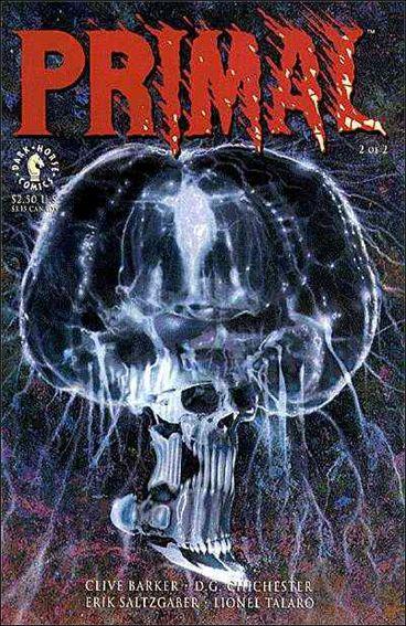 Primal (1992) 2-A by Dark Horse