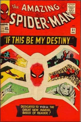 Amazing Spider-Man (1963) 31-B by Marvel
