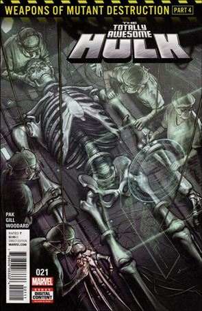 Totally Awesome Hulk 21-A