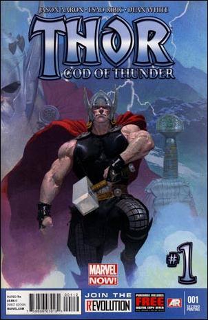 Thor: God of Thunder 1-H by Marvel