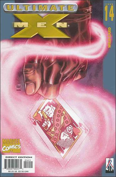Ultimate X-Men (2000) 14-A by Marvel
