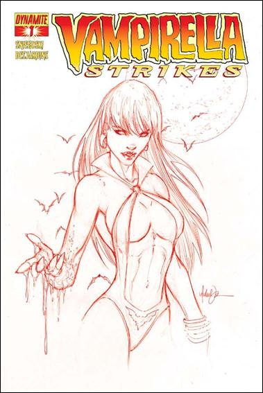 Vampirella Strikes (2013) 1-L by Dynamite Entertainment
