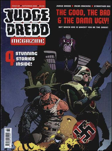 Judge Dredd Megazine (1995) 69-A by Fleetway