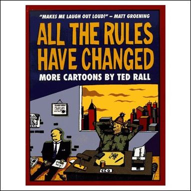 All the Rules Have Changed 1-A by Rip Off Press